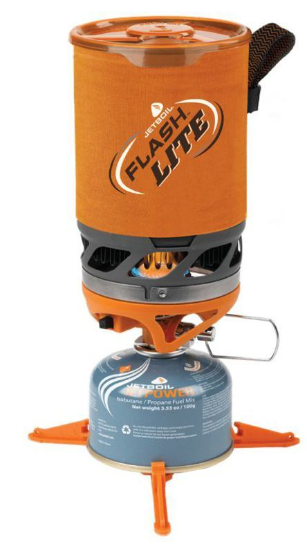 Vařič Jetboil Flash Lite Orange