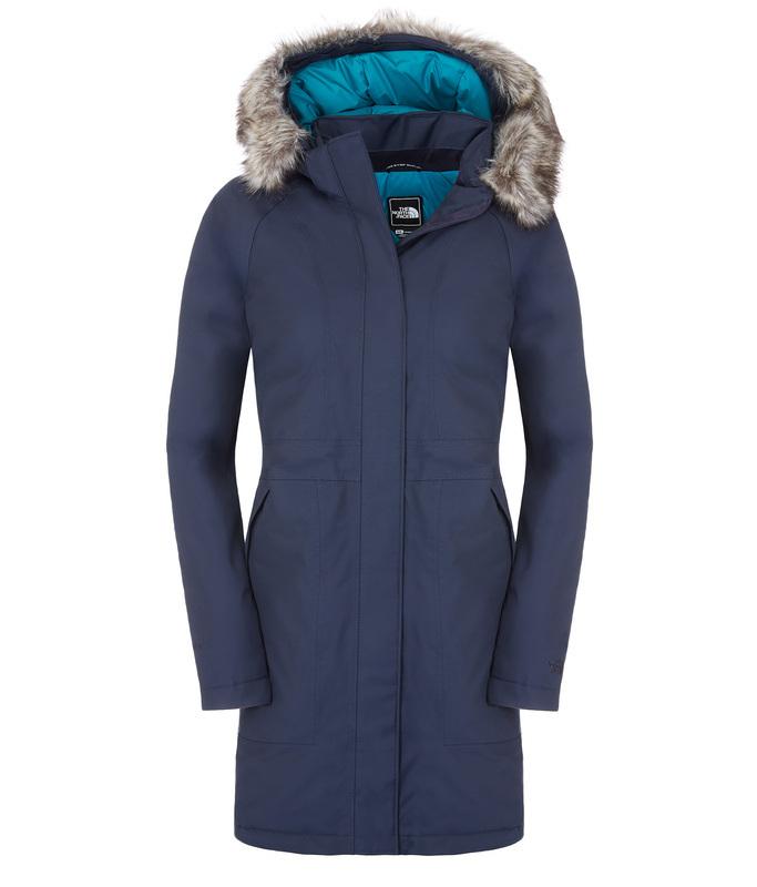 Kabát The North Face W ARCTIC PARKA CMH3H2G