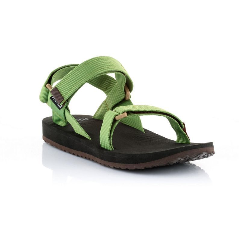 62a0994e0897 Sandály SOURCE Urban Men s Leather Green - GAMISPORT.cz