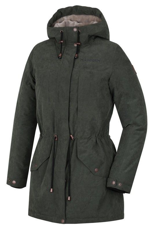 Kabát HANNAH Esmail thyme 36