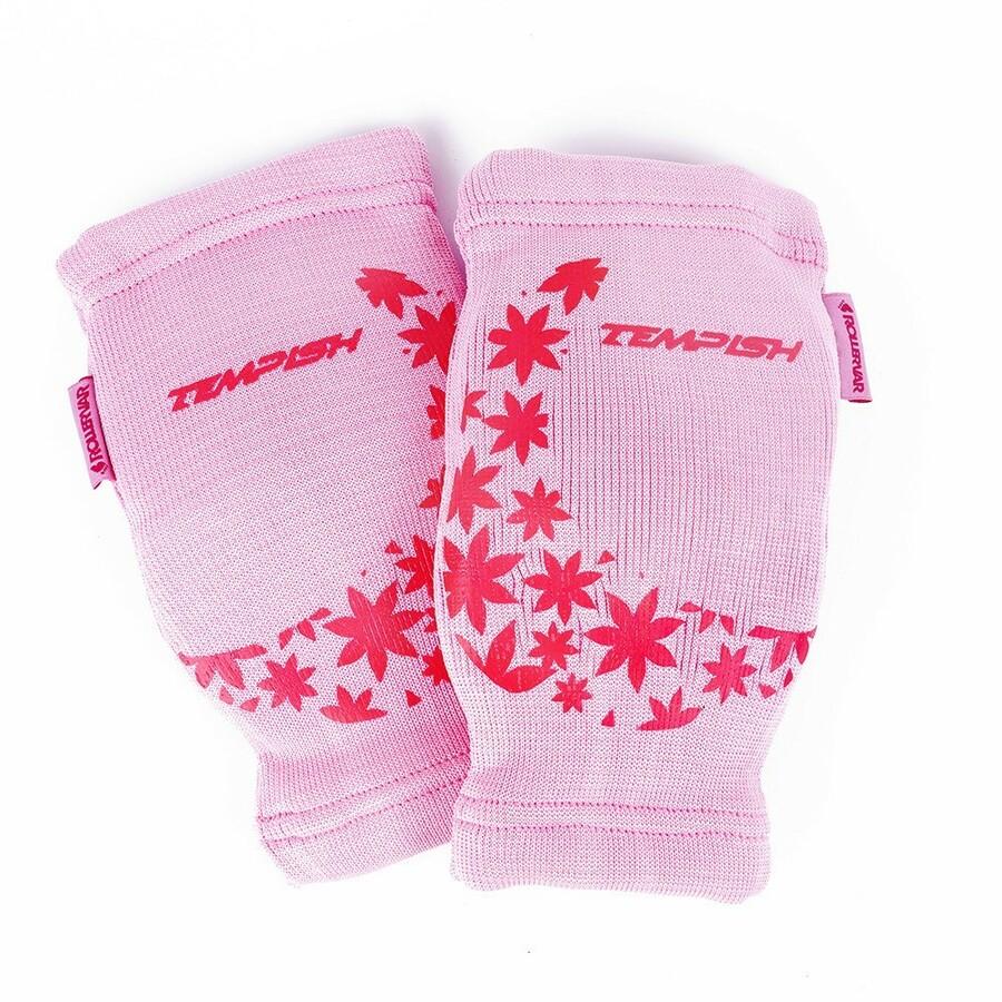 Tempish Taffy dětské návleky na kolena pink