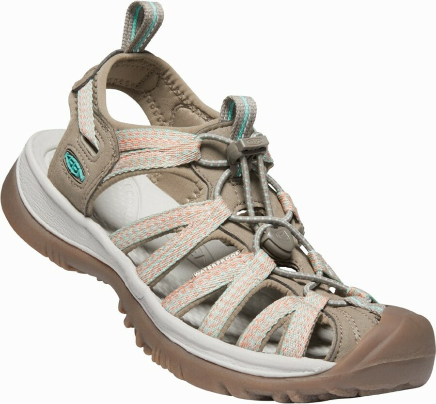 Sandály Keen WHISPER Women taupe/coral