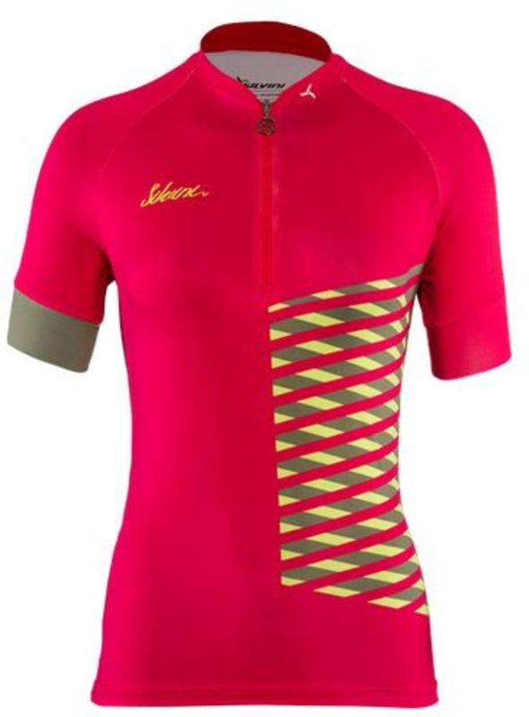 Dámský cyklistický dres Silvini MTB Sabatini WD1207 punch