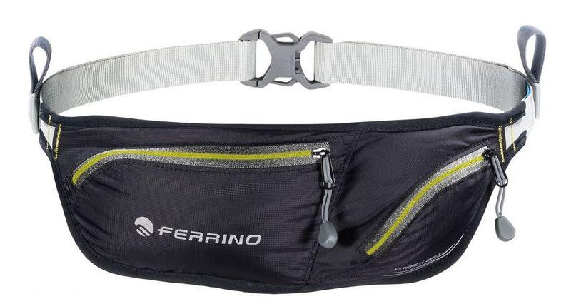 Ledvinka Ferrino X-Flat black 75018FCC