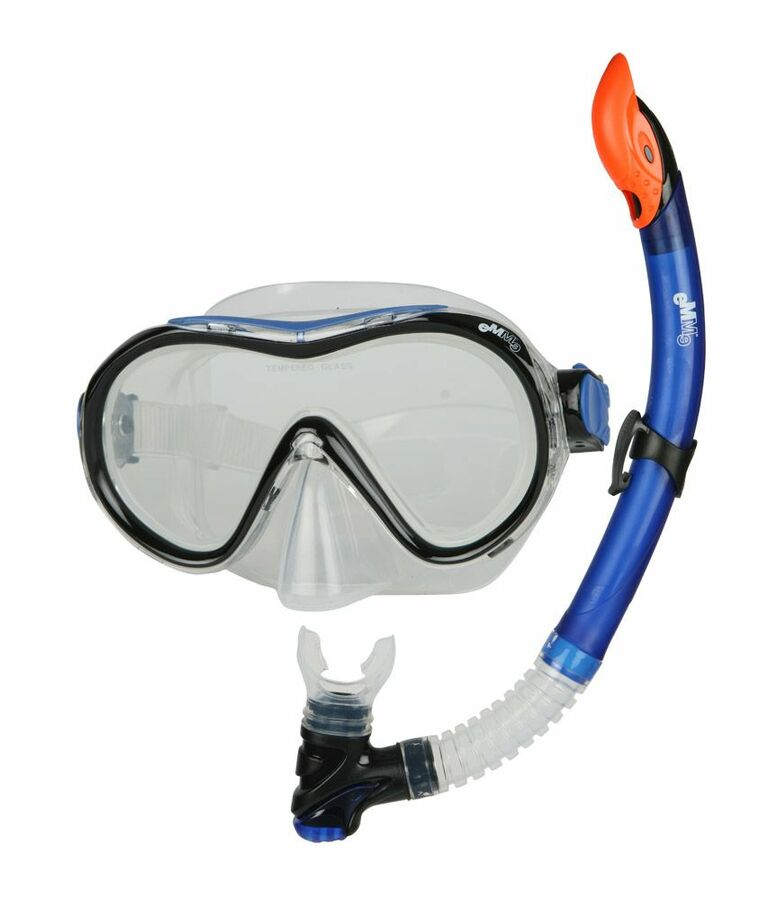 Sada pro potápění Emme CANCUN silicon 80354