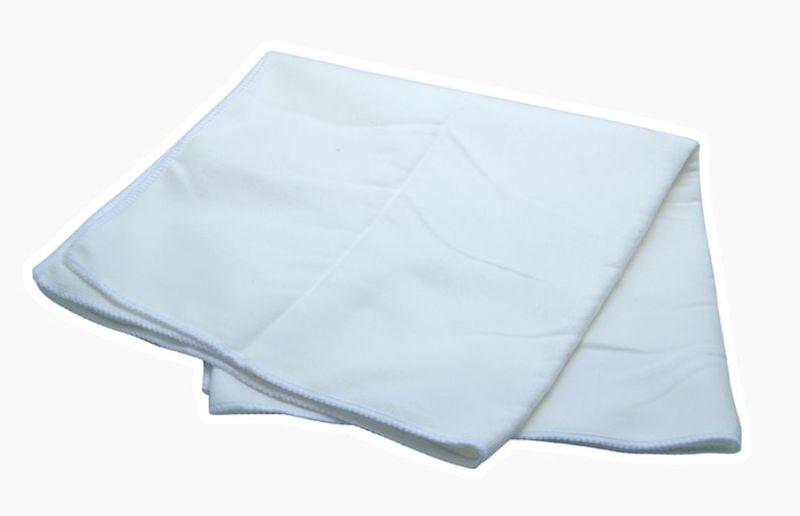Rychleschnoucí ručník Baladéo PLR312 Cham vel.M, bílý