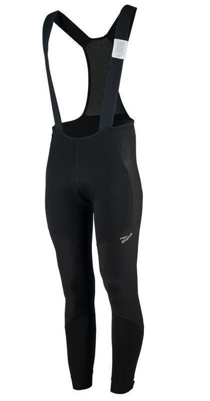 Zimní cyklistické kalhoty Rogelli Artico, 002.310. černé