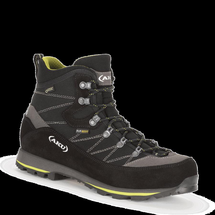 Pánské boty AKU Trekker Lite III GTX černo/zelené