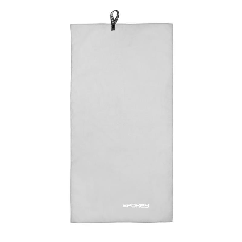 Rychleschnoucí ručník Spokey SIROCCO L, šedý