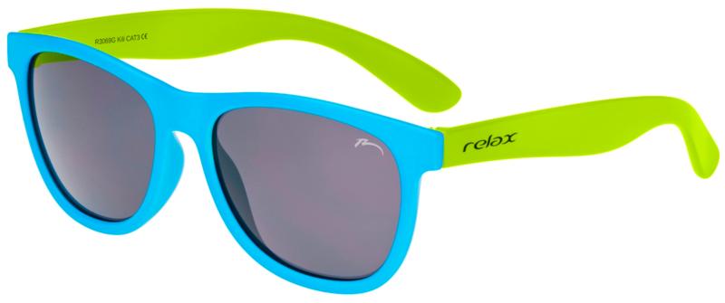 Dětské sluneční brýle Relax Kili R3069G