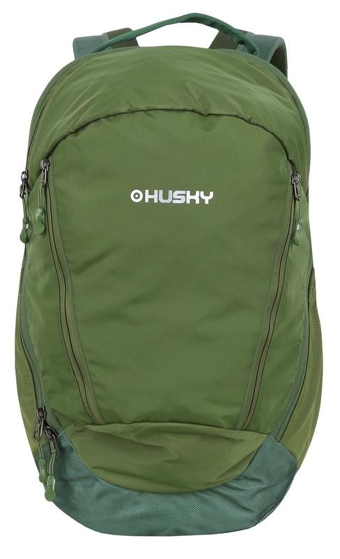 Městský batoh Husky Nefy 24l zelená