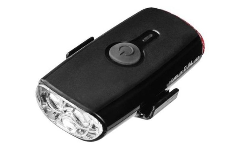 Světlo Topeak na přilbu HEADLUX DUAL USB 140/10
