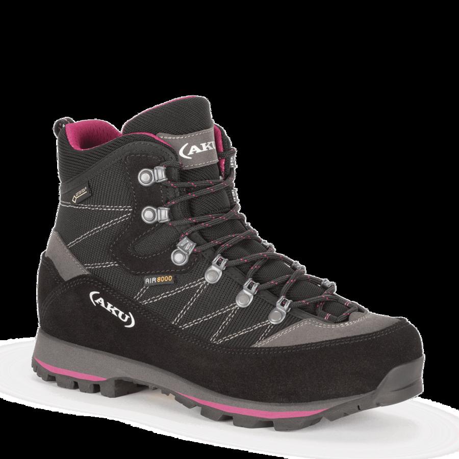 Dámské boty AKU Trekker Lite III dámská GTX černo/purpurová