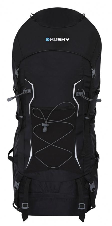 Batoh Ultralight Husky Ribon 60l černá