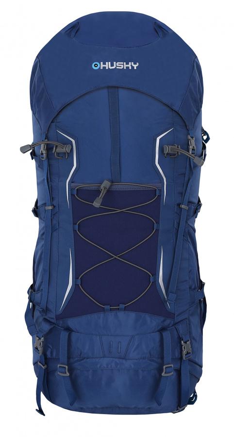 Batoh Ultralight Husky Ribon 60l modrá