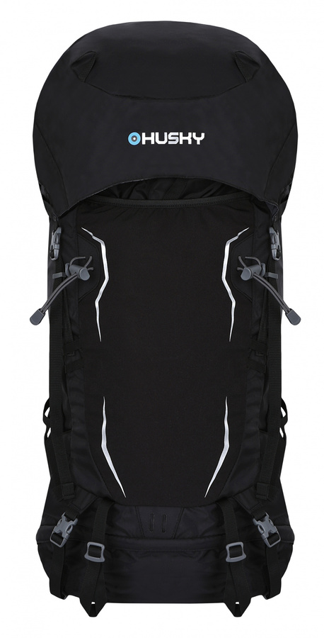 Batoh Ultralight Husky Rony 50l černá