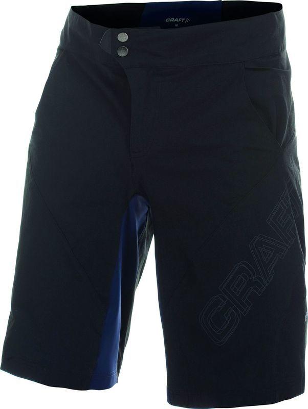 Pánské volné cyklistické kalhoty Craft Active Loose Fit 1900700-9999