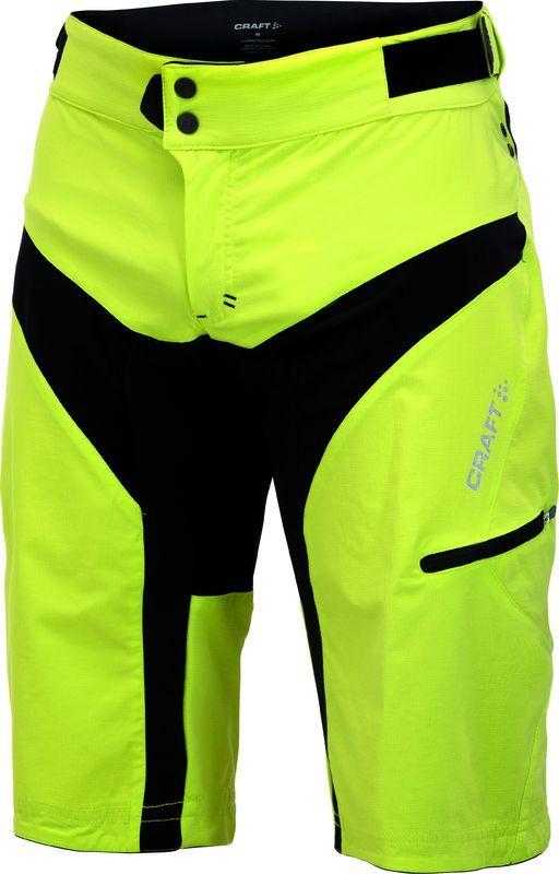 Pánské volné cyklistické kalhoty Craft Trail Bike 1902632-2645