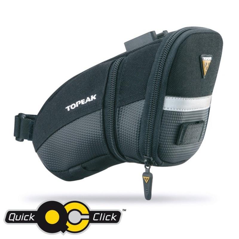 Brašna Topeak Aero Wedge Pack Medium s Quick Click TC2252B
