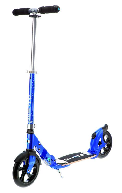 Koloběžka Micro Flex Blue 200 mm PU