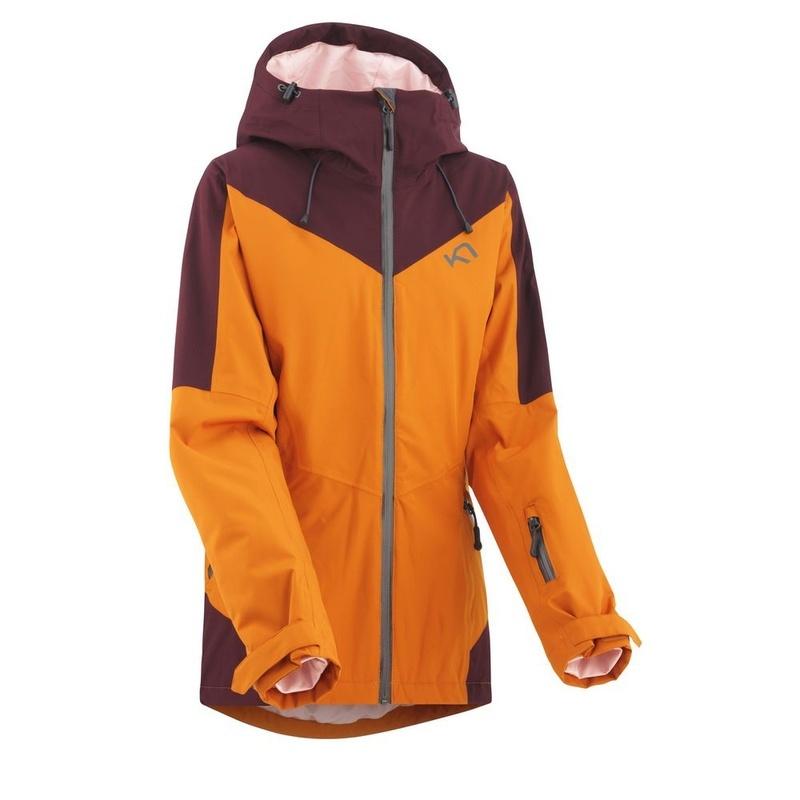 Dámská sportovní bunda Kari Traa Bump Rust