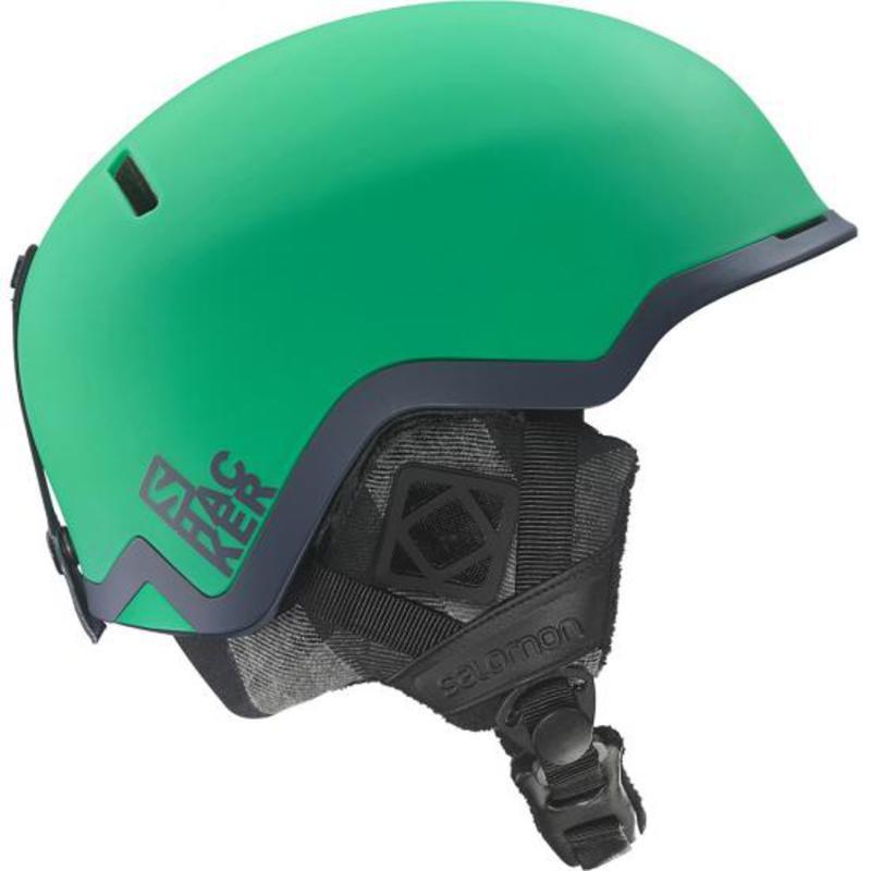 Lyžařská helma Salomon HACKER 377708