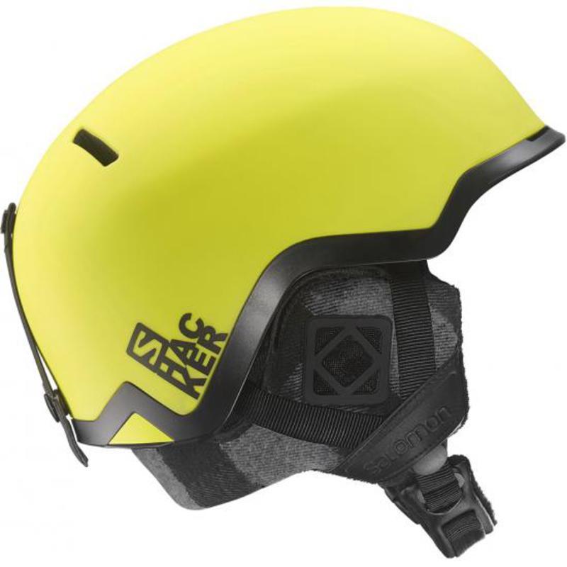 Lyžařská helma Salomon HACKER 377709