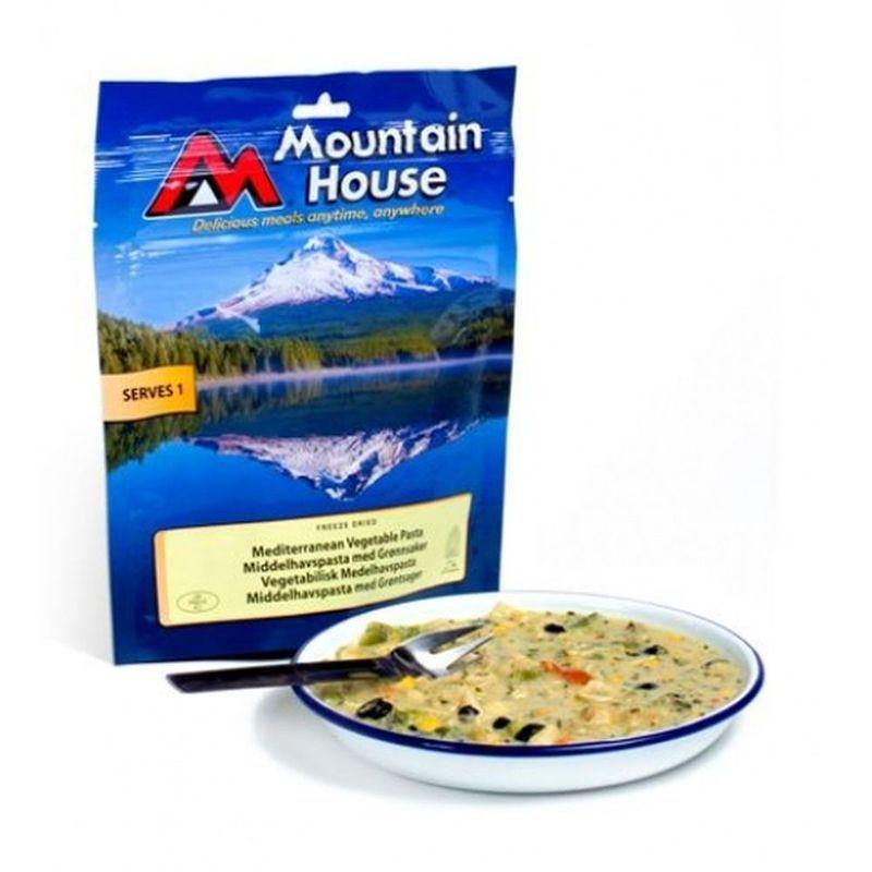 Mountain House těstoviny zelenina