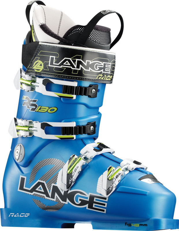 Lyžařské boty Lange RS 130 SPEED BLUE LB21030