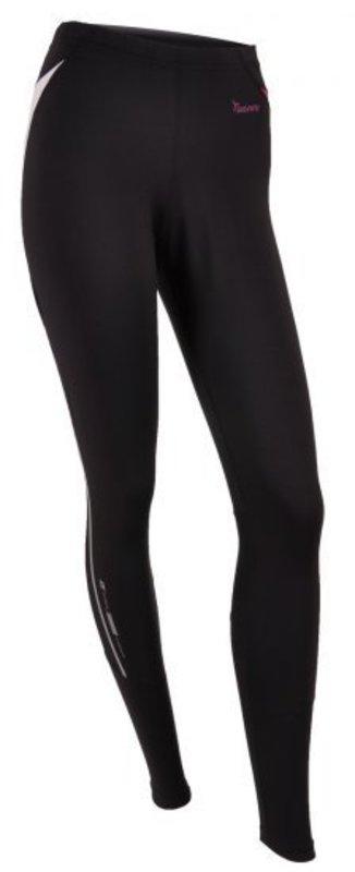 Dámské dlouhé běžecké kalhoty Silvini Savuto WP390 black