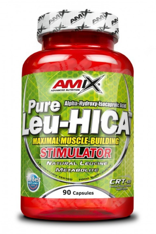 Amix Leu-HICA™ Pure cps. BOX 90 kapslí