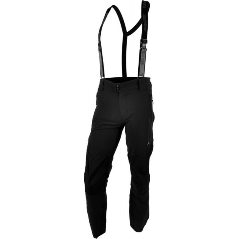 Pánské softshell kalhoty Silvini Mottarone MP438 black