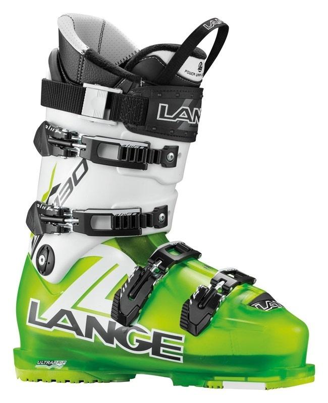 Lyžařské boty Lange RX 130 lime/white LBC2030