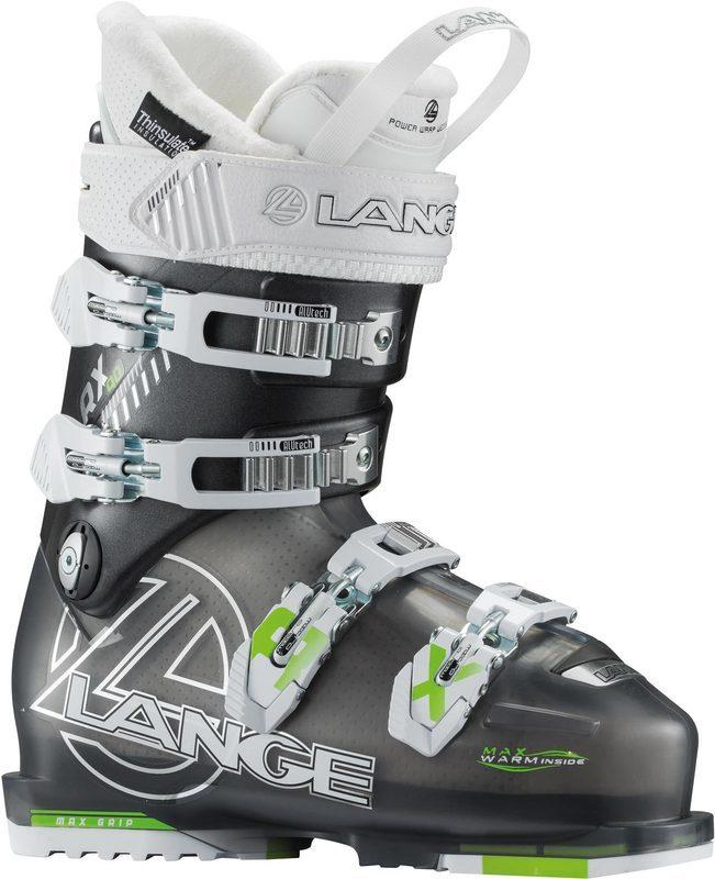 Lyžařské boty Lange RX 90 W anthracite/lime LBC2230