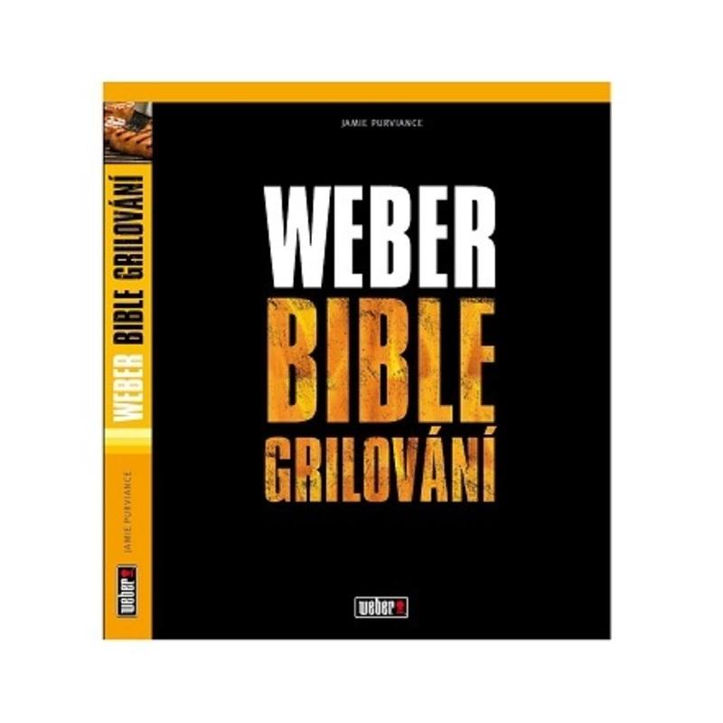 Weber Bible grilování 50039