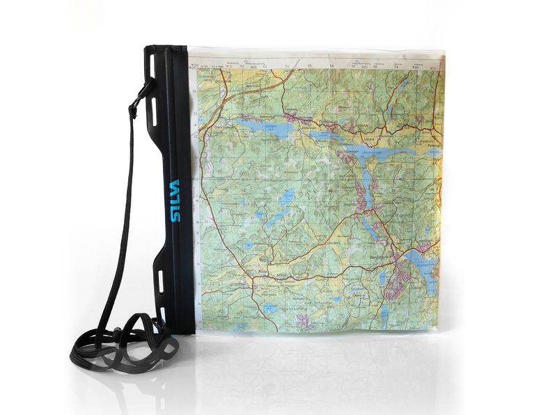 Obal Silva Carry Dry Map L 39023
