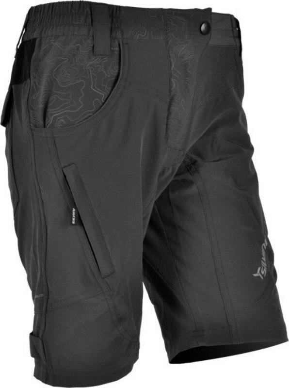 Dámské volné cyklistické kalhoty Silvini Fasca WP476 grey