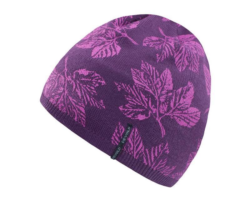 Čepice Devold Leaf Cap 661-900 219