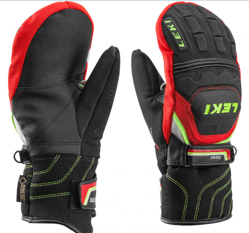 Rukavice LEKI WC Race Coach Flex S GTX Junior Mitten 634-81121 ... f67f310fd3