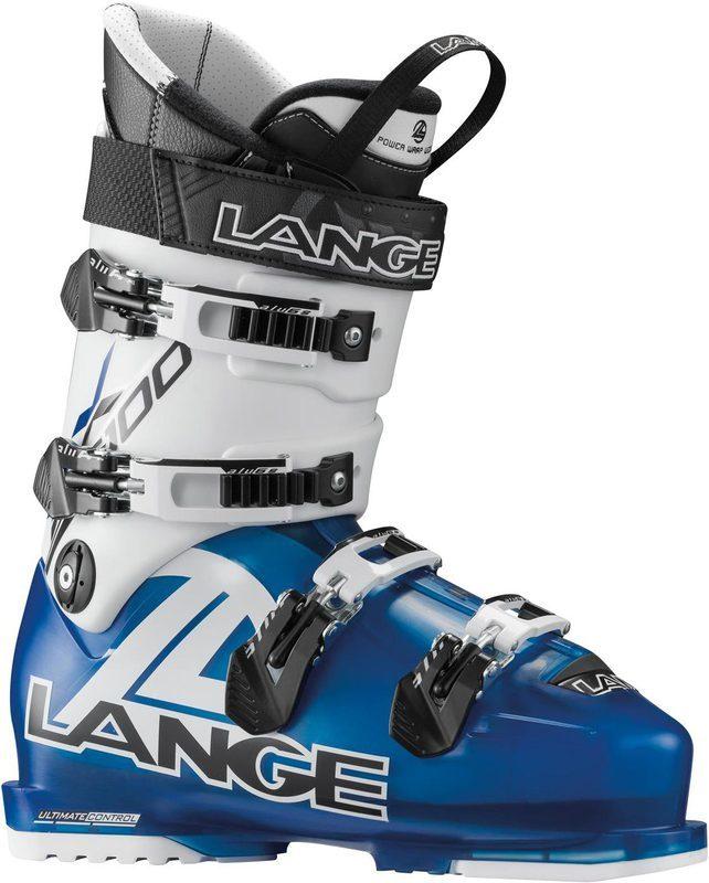 Lyžařské boty Lange RX 100 LBC2110