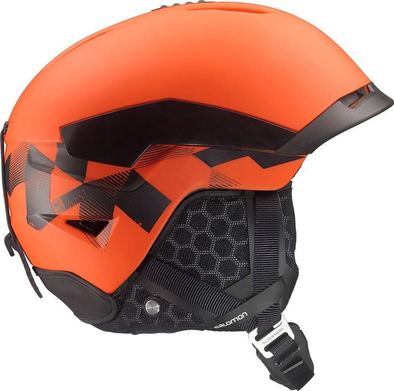Lyžařská helma Salomon QUEST 367005