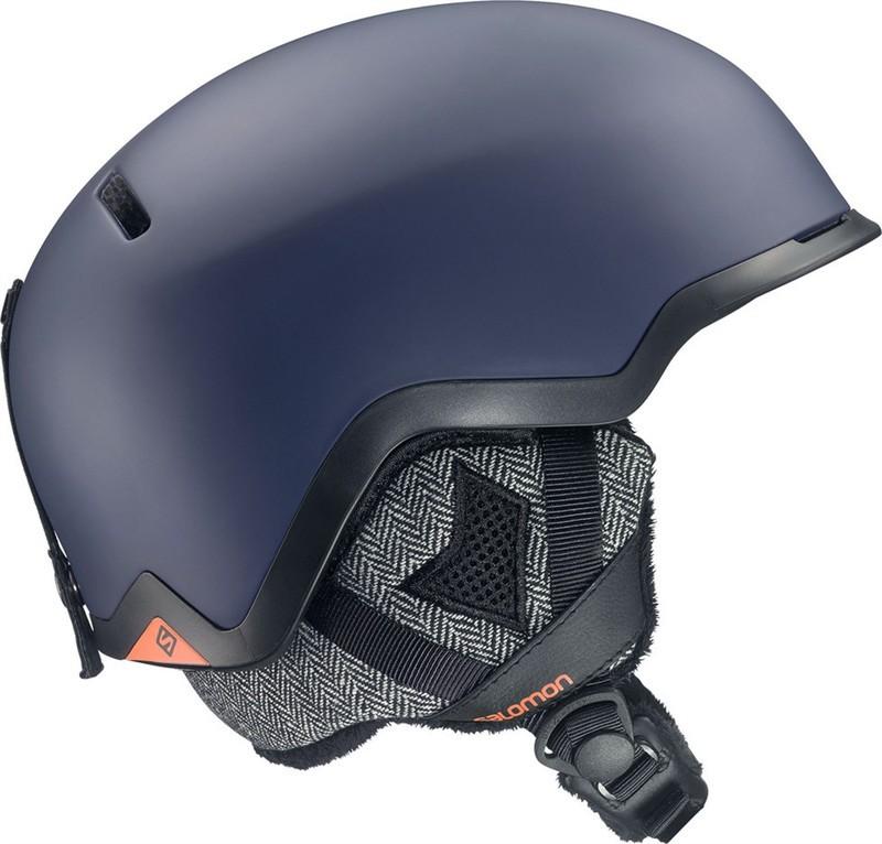 Lyžařská helma Salomon HACKER 366968