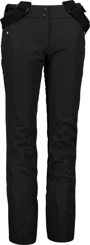 Dámské lyžařské kalhoty NORDBLANC Sandy černá NBWP6957_CRN 34