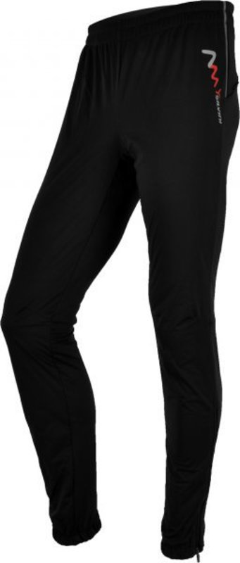 Pánské softshell kalhoty Silvini Forma MP334S black (zkrácené)