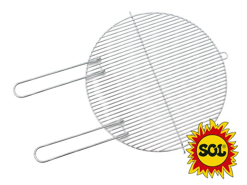 Rošt SOL grilovací kruhový 43cm 70.430R