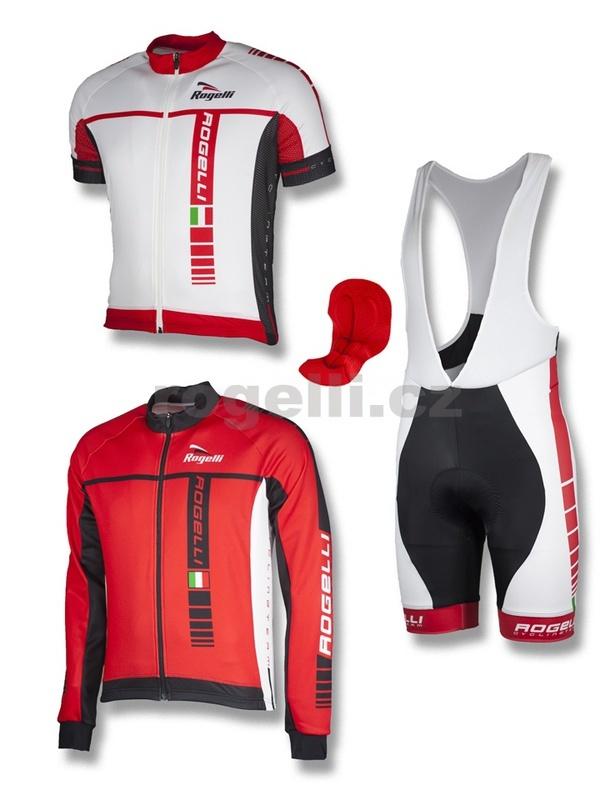Letní cyklistické oblečení Rogelli UMBRIA 715.044