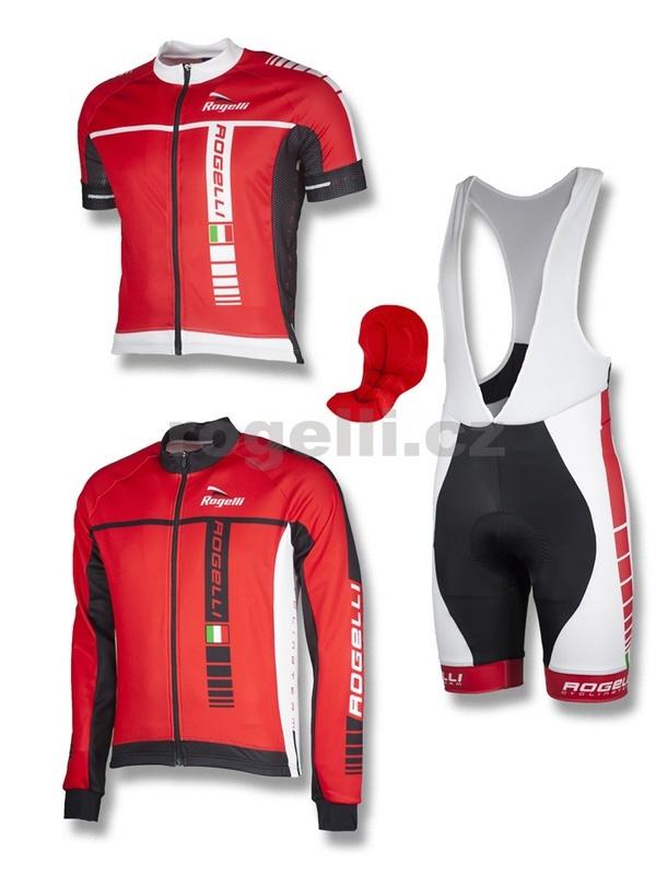 Letní cyklistické oblečení Rogelli UMBRIA 715.043