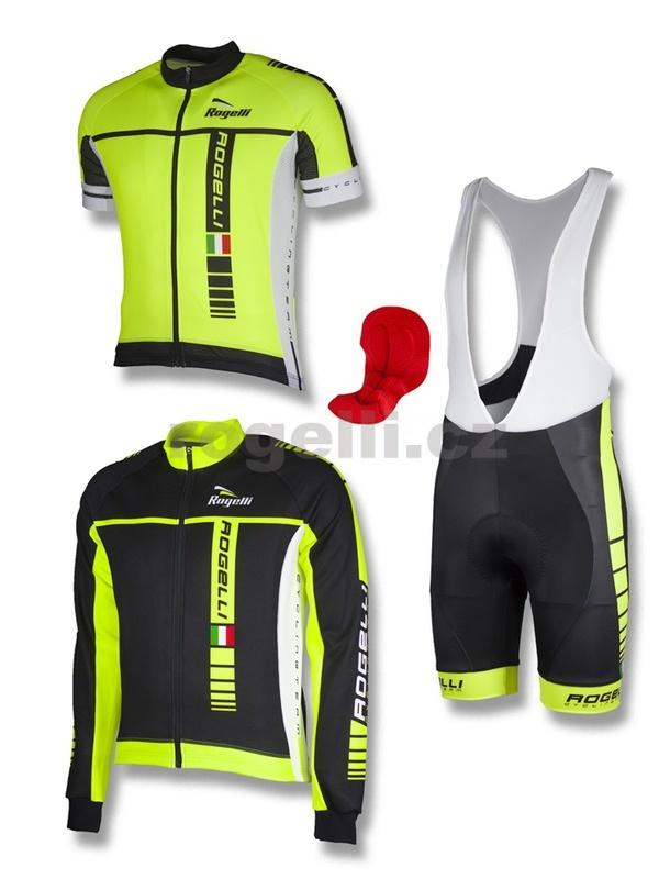 Letní cyklistické oblečení Rogelli UMBRIA 715.042