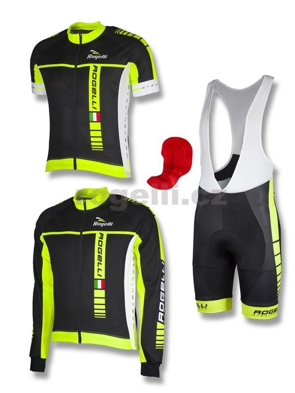 Letní cyklistické oblečení Rogelli UMBRIA 715.041