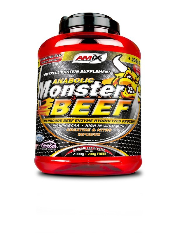 Amix Anabolic Monster Beef - 2200g